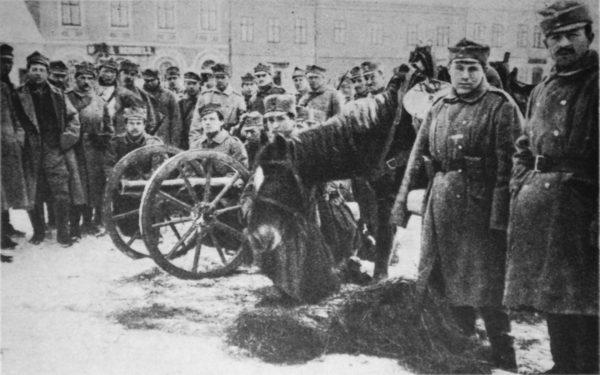 Legiony Polskie w 1914 roku