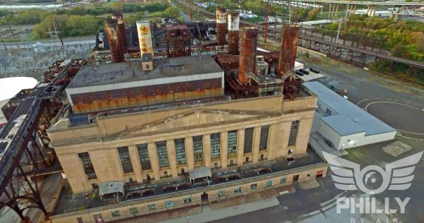 Richmond Power Station (fot. Matt Satell)