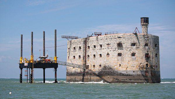 Fort Boyard (fot. pixabay.com)