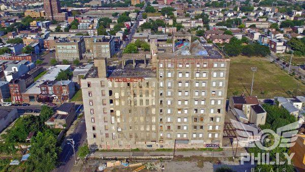 Dreuding Brothers Building (fot. Matt Satell)