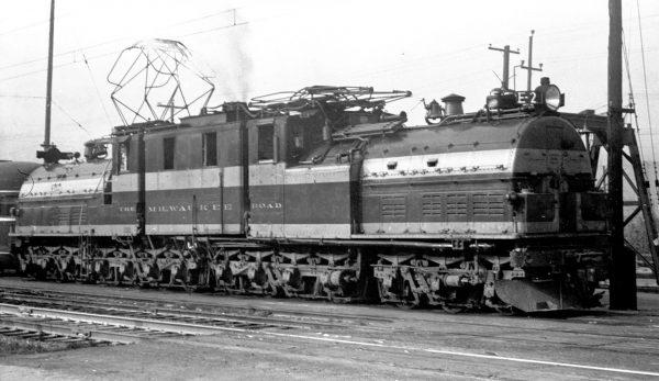 Milwaukee Road class EP-2