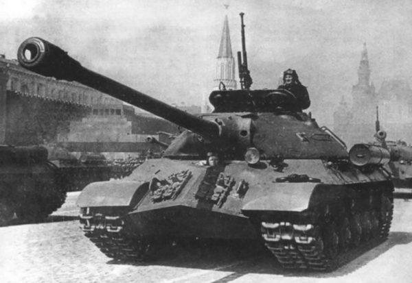 Czołg ciężki IS-3