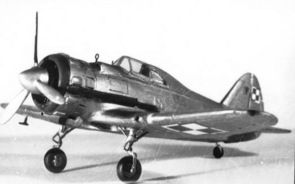 Model PZL.50 Jastrząb