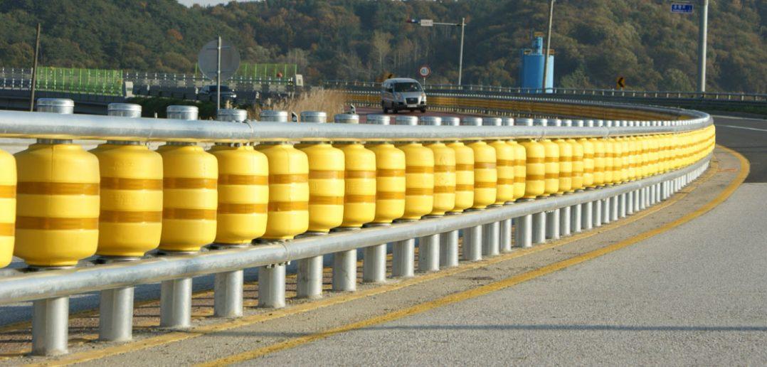 Safety Roller - bezpieczne bariery na drogach
