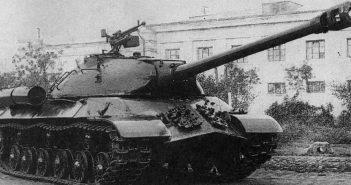 IS-3 - czołg który przeraził Aliantów