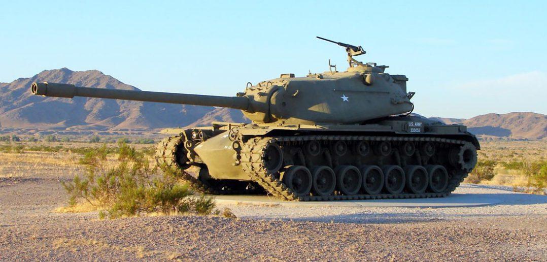 Ostatnie czołgi ciężkie - T-10, FV214 Conqueror i M103