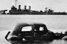 Operacja Dynamo - dramatyczna ewakuacja Dunkierki - 1940