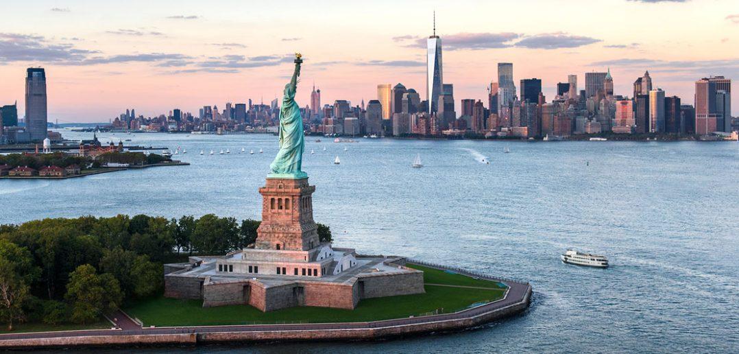 Statua Wolności - symbol Nowego Jorku
