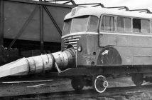 Odśnieżarka Ikarus 60 - zdjęcie