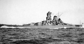 Pancerniki typu Yamato - największe pancerniki w historii