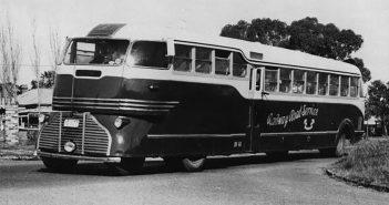 Dyson/Fowler Landliner - niecodzienny autobus z Australii