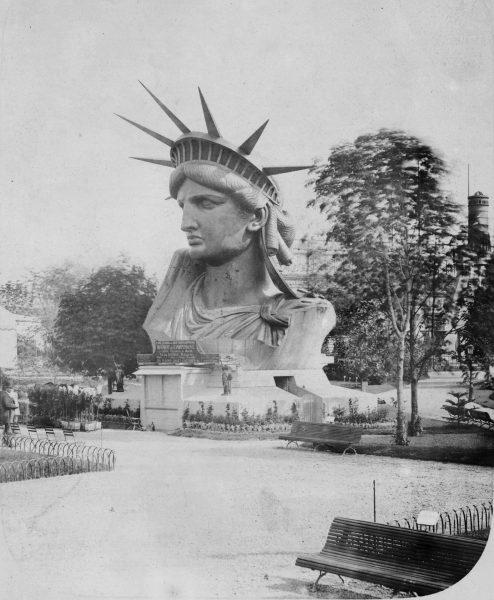 Głowa Statuy Wolności