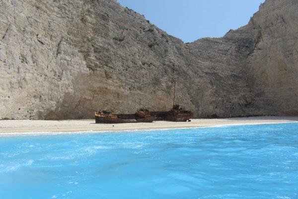 Wrak MV Panagiotis (fot. Badgernet)