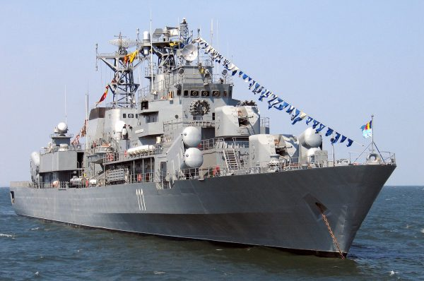 Fregata Marasesti