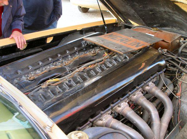 Współczesny silnik The Beast (Merlincar)
