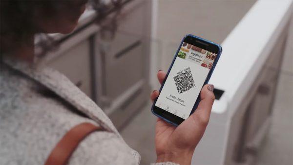 Amazon Go - sklep spożywczy przyszłości