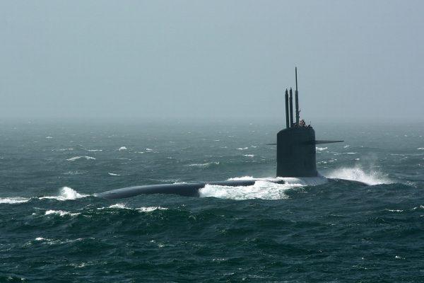 Okręt podwodny Le Triomphant