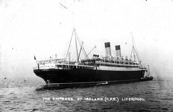 Empress of Ireland (fot. rms-empress-of-ireland.com)