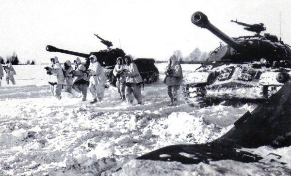 Czołgi ciężkie IS-3