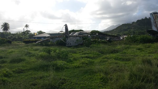 Wrak An-2 na lotnisku Pearls