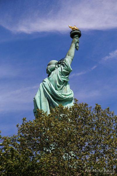 Statua Wolności (fot. Michał Banach)