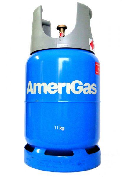 Butla gazowa 11kg (fot. amerigas.pl)