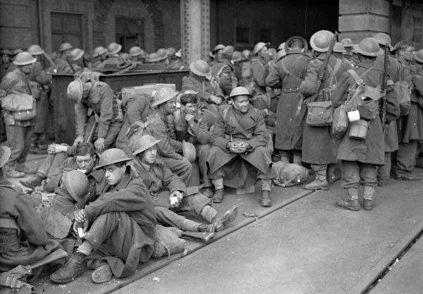 Brytyjscy żołnierze już w Wielkiej Brytanii