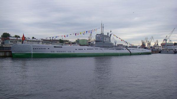 Radziecki okręt projektu 613 (Whiskey)