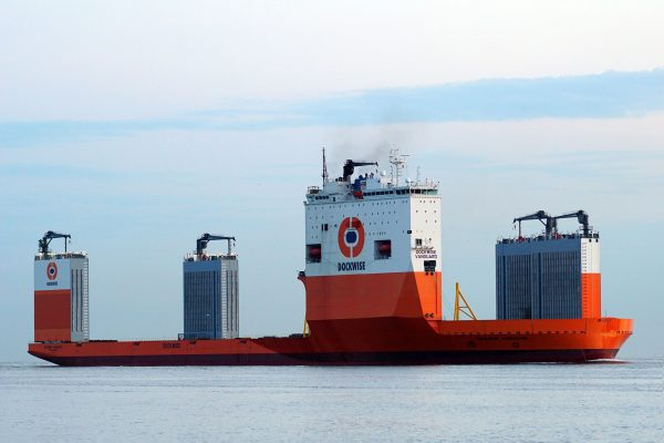 Dockwise Vanguard (fot. kees torn/Wikimedia Commons)