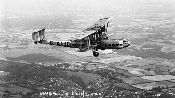 Handley Page H.P.42E Hanno