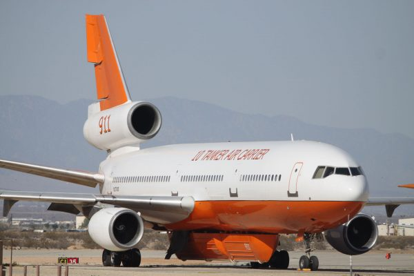 DC-10 Air Tanker (fot.  David Osborn)