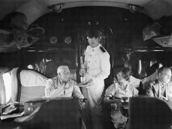 Wnętrze Handley Page H.P.42