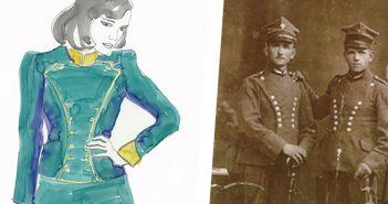 Mundury Powstańców Wielkopolskich i moda