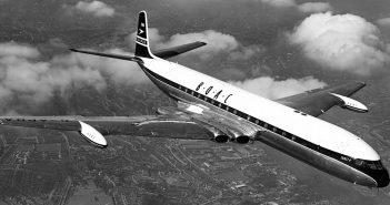 de Havilland Comet – pierwszy komercyjny odrzutowiec pasażerski