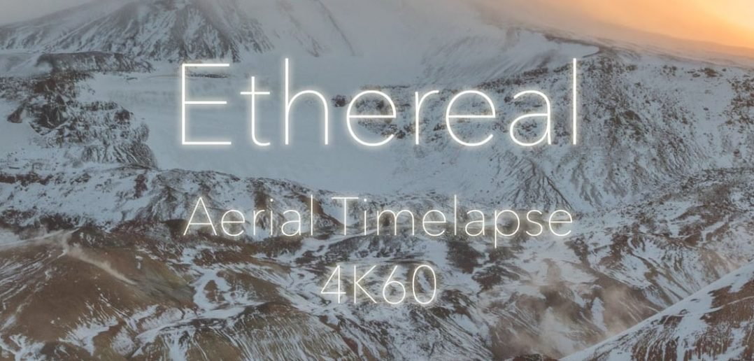 Ethereal: Icelandic Highlands in Aerial 4K60 - film