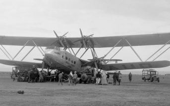 "Handley Page H.P.42 - ""latający galeon"""