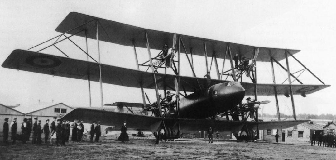 Tarrant Tabor - samolot, który nie powinien powstać