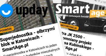 SmartAge.pl w aplikacji Upday