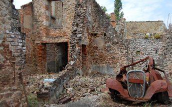 Oradour-sur-Glane - tragiczna pamiątka II wojny światowej