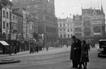 Stary Rynek w Poznaniu w okresie międzywojennym - zdjęcie