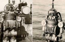 """Chester E. MacDuffee i jego """"podwodny pancerz"""""""