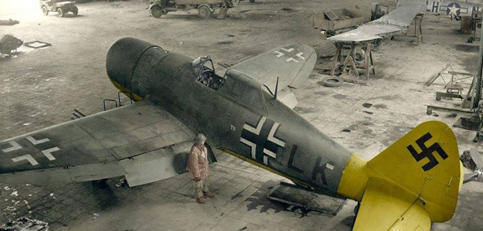 Zdobyczny P-47D - zdjęcie