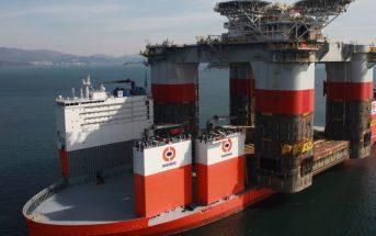 Największe półzanurzalne statki transportowe