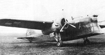 LWS-6 Żubr - zapomniany polski bombowiec