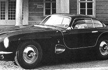 Tatra JK 2500 - zapomniany projekt Juliusa Kubinskiego