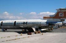 Opuszczony Port Lotniczy w Nikozji