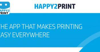 Drukowanie prosto z smartfonów - Happy2Print