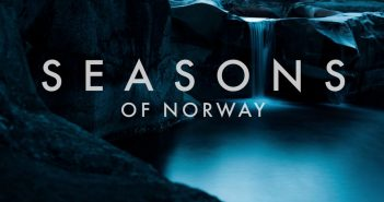 Seasons of Norway - Time-Lapse w 8K - film