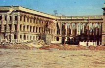 Powstanie Warszawskie na kolorowych zdjęciach