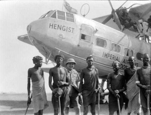 Handley Page H.P.42W Hengist